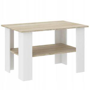 TABLE BASSE OSLO  2|  Table basse contemporaine salon-bureau a
