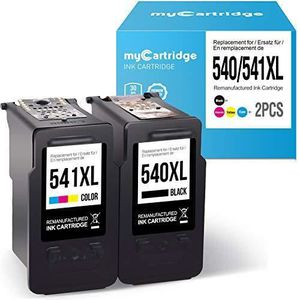 CARTOUCHE IMPRIMANTE MyCartridge compatibles Canon PG-540XL CL-541XL PG