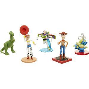 FIGURINE - PERSONNAGE TOY STORY Set De 5 Figurines