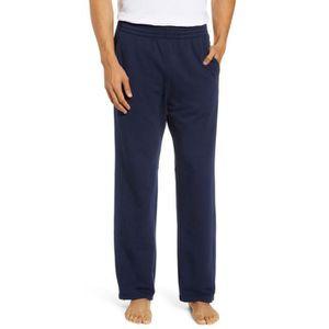 PYJAMA Pantalon de pyjama polaire Homme Marine