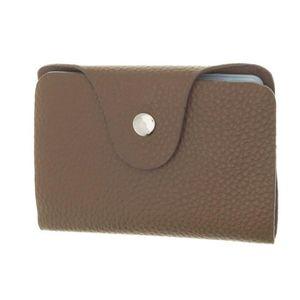 CARD holder 10cmx6,5cm size: 4x2.5\u201d Porte monnaie ou Porte cartes en cuir imprim\u00e9