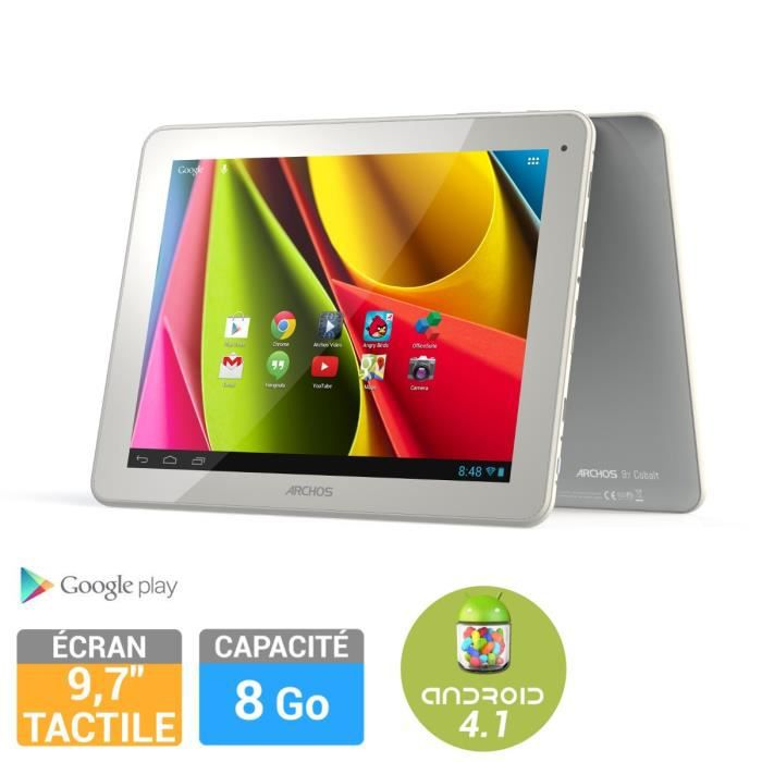 informatique r mp tactile archos