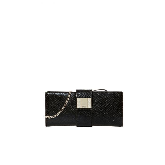 GUESS Pochette Noir Femme