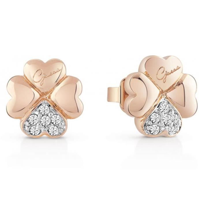 Boucle d'oreilles femme GUESS JEWELLERY ONE OF A KIND UBE83002