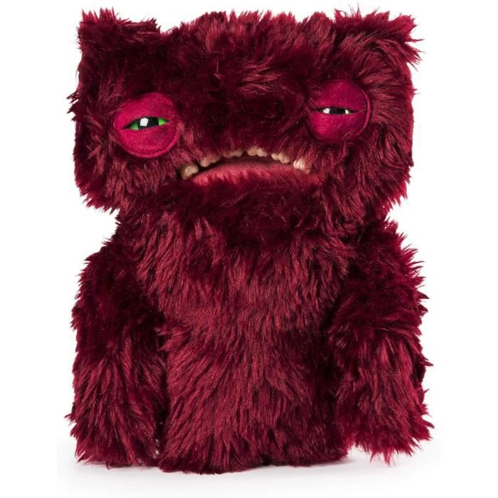 Fuggler Wide Eyed Weirdo Red 9- Soft Plush Toy