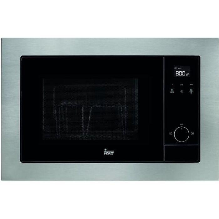Teka TOTAL MS 620 BIS Four micro-ondes grill pose libre 20 litres 700 Watt inox