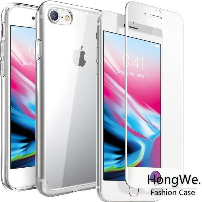 coque iphone 8 silicone 3d