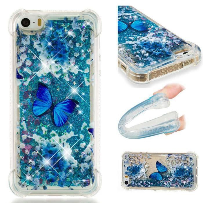 coque iphone 5 sablier