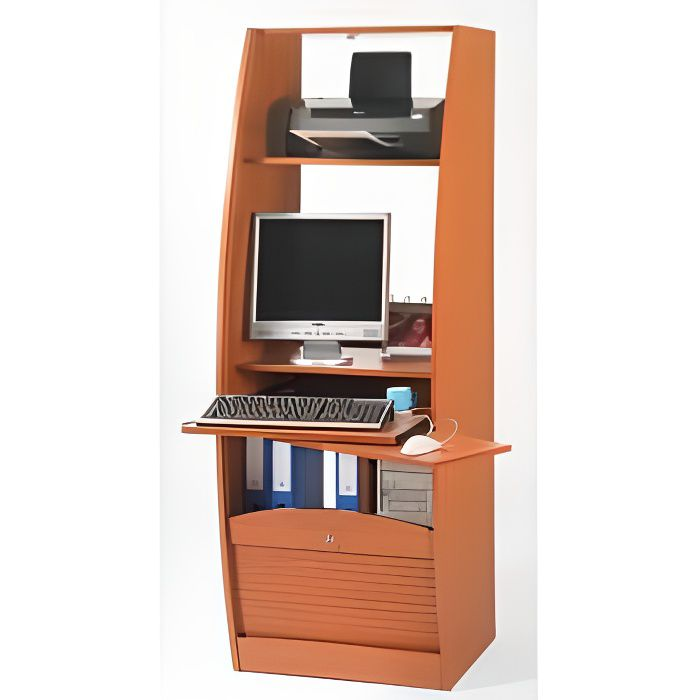 armoire de bureau largeur 60 cm. Black Bedroom Furniture Sets. Home Design Ideas