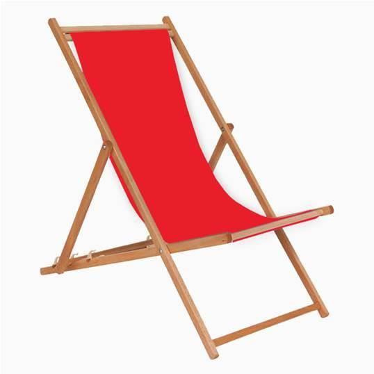 chilienne croisette rouge achat vente chaise longue transat chilienne croisette rouge. Black Bedroom Furniture Sets. Home Design Ideas
