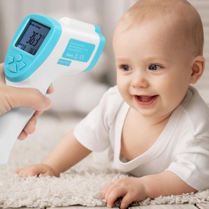 THERMOMÈTRE BÉBÉ AVANTEK Thermomètre Bébé Frontal Sans Contact avec