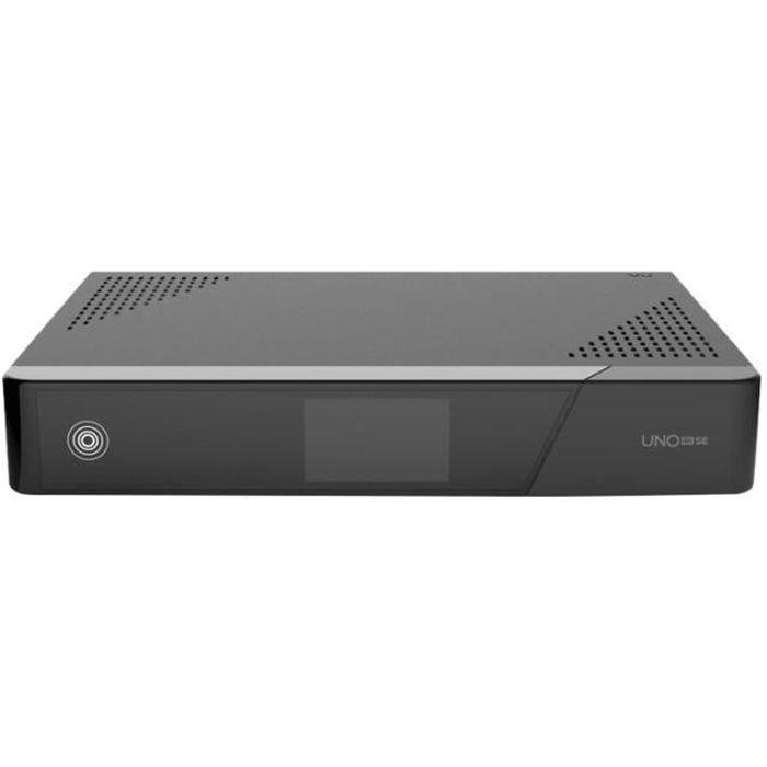 RÉCEPTEUR - DÉCODEUR   Vu+ Uno 4k SE Récepteur multimédia numérique 4K HD