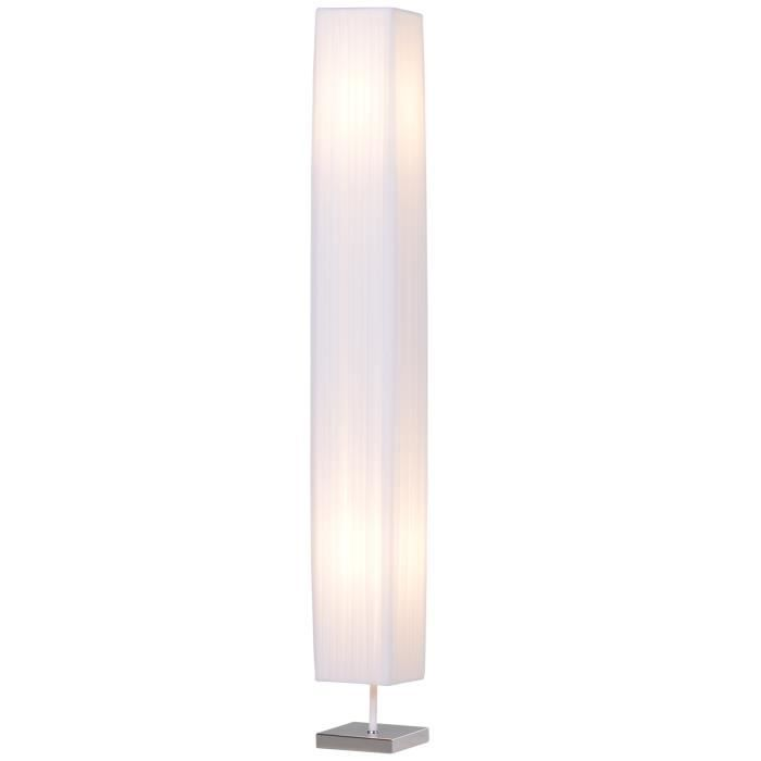 lampadaire Lampe de lecture Lampe projecteur Lampe Salon sur Pied 180 x 22,5 cm