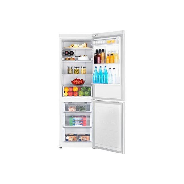 refrigerateur congelateur samsung rb31ferndww achat. Black Bedroom Furniture Sets. Home Design Ideas