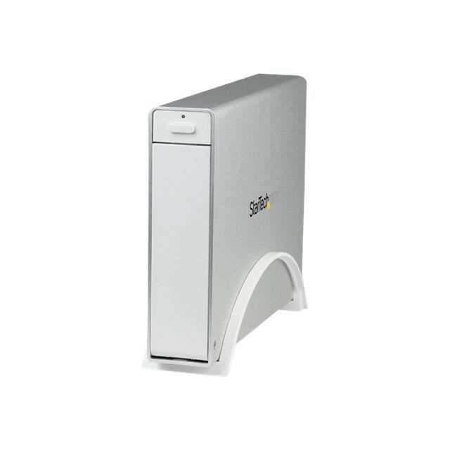 BOITIER POUR COMPOSANT USB 3.0 TRAYLESS EXT 3.5IN SATAIII WHITE