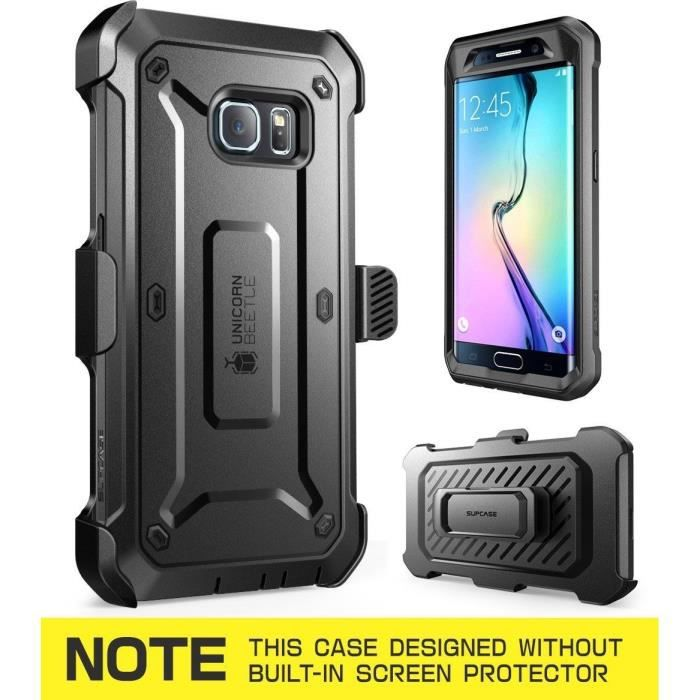 coque galaxy s6 edge supcase