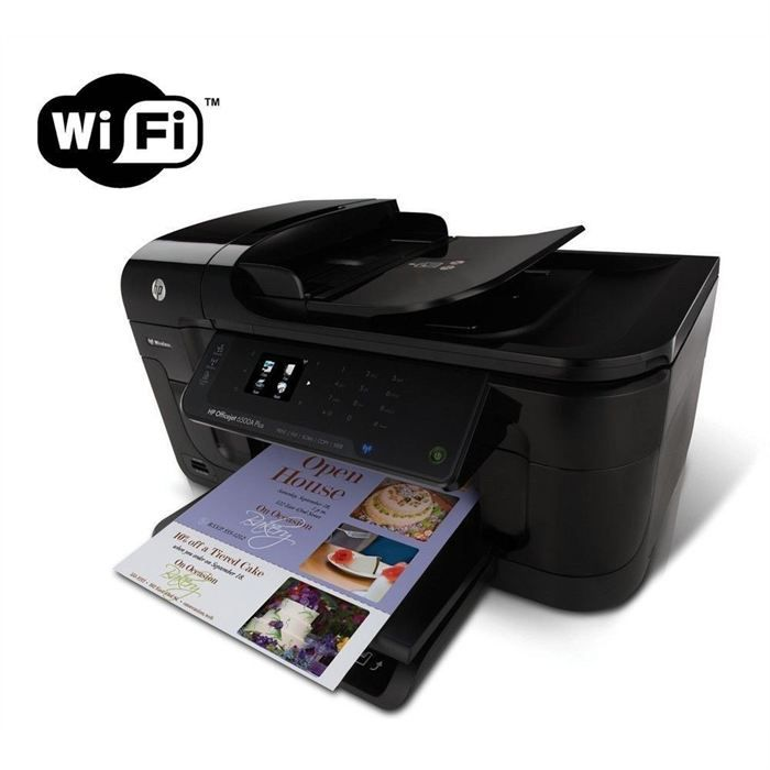 hp officejet 6500a plus wifi cn557a prix pas cher cdiscount. Black Bedroom Furniture Sets. Home Design Ideas