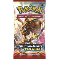 CARTE A COLLECTIONNER Jeux de Cartes - Booster - XY08 - Impulsion Turbo