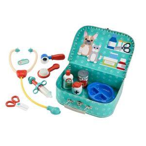 DOCTEUR - VÉTÉRINAIRE Docteur Vétérinaires Case Toy Kit pour les garçons