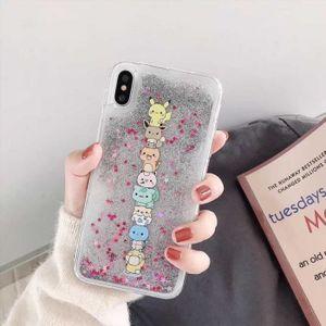COQUE - BUMPER Coque, iPhone7, Superbe 1 Dessin animé Doraemon Li