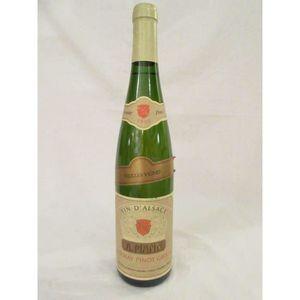 VIN BLANC pinot gris mann vieilles vignes blanc 1996 - alsac