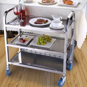 DESSERTE - BILLOT 3 tiers Desserte de cuisine Chariot de cuisine Des