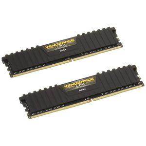 MÉMOIRE RAM Corsair Vengeance LPX 8Go (2x4Go) DDR4 2400MHz C16