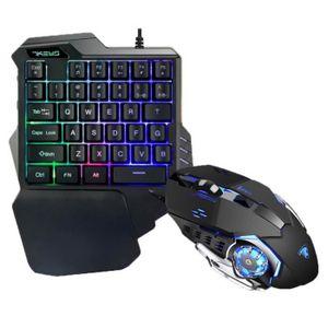 SOURIS PUBG Mobile Gamepad Controller Gaming Keyboard Con