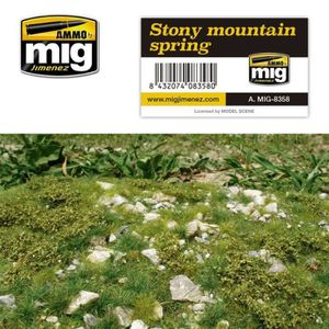 ARBRE - BUISSON Stony Mountain Spring