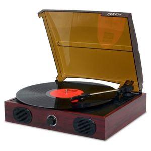 PLATINE DJ PLATINE TOURNE DISQUE VINYLE 45T 33T USB HAUT PARL