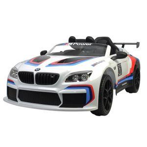 VOITURE ELECTRIQUE ENFANT Véhicule électrique BMW M6 GT3
