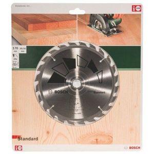 ACCESSOIRE MACHINE Bosch 2609256812 Standard Lame de scie circulaire