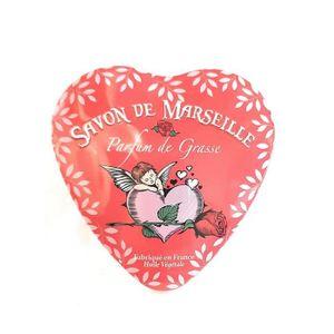COFFRET CADEAU CORPS Parfum de Grasse - Savon de Marseille dans une bo