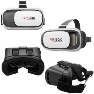 CASQUE RÉALITÉ VIRTUELLE INECK®  VR Box 2.0 Virtual Reality 3D Casque for i