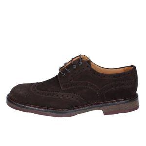 DERBY ZENITH Chaussures Homme Derbies Marron BS692