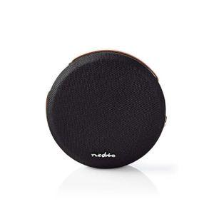 ENCEINTE NOMADE NEDIS SPBT37100BK Haut-Parleur Bluetooth, 24 W, Ét