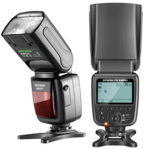 FLASH Neewer NW-561 Flash Speedlite avec LCD Ecran pour