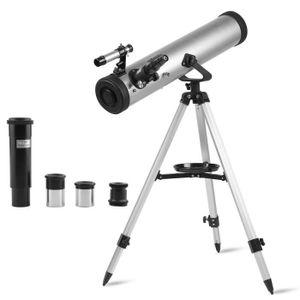 TÉLESCOPE OPTIQUE 700x76mm Télescope astronomique monoculaire Vision