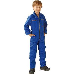 COMBINAISON PRO Combinaison de travail enfant 100%BW,290g/m2,Taill