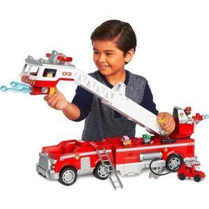 FIGURINE - PERSONNAGE PAT PATROUILLE Ultimate Rescue - Camion de Pompier