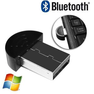 ADAPTATEUR BLUETOOTH YSFMODE Mini clé Bluetooth USB 2.0