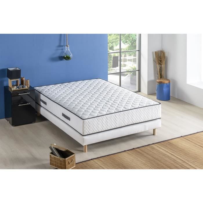 DEKO DREAM Ensemble DETENTE matelas + sommier