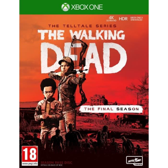 The Walking Dead : The Final Season Jeu Xbox One