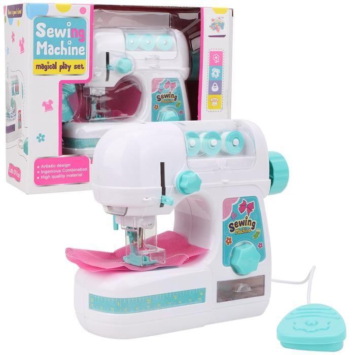 Électrique couture studio machine à coudre Activités d'Intelligence Jouet pour les filles enfants