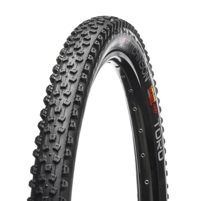 Pneu vélo VTT Hutchinson Toro XC-Trail - 26x2.10 (51-559) - Noir - Tubetype