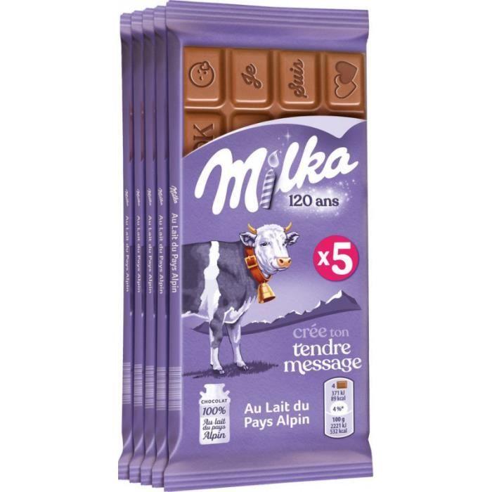 Milka Chocolat au lait