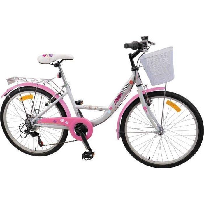 MERCIER Vélo de ville 24 CITY 6 VITESSES