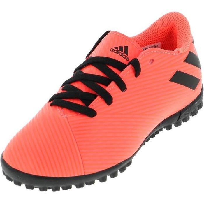 Chaussures football stabilisées Nemeziz 19.4 tf jr turf - Adidas