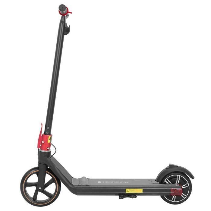 Trottinette Électrique KUGOO KIRIN Mini 2 pour les enfants Moteur Brushless 150W Max 15 km/h Avant 8'' Arrière 6.5''
