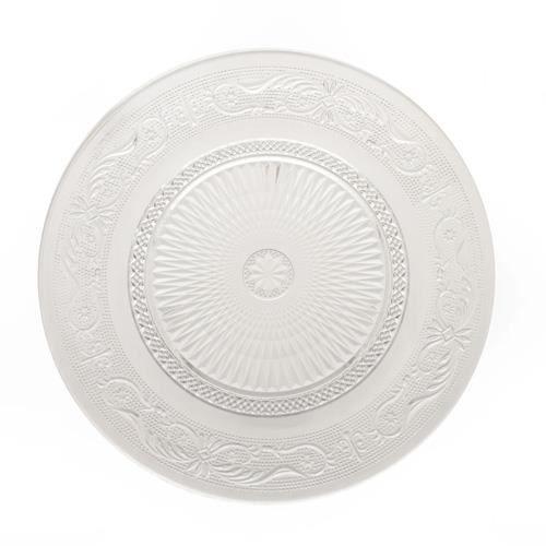 Assiette plate Renaissance - Diam. 25 cm.